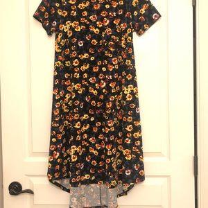 """XS LuLaRoe """"Carly"""" Dress"""